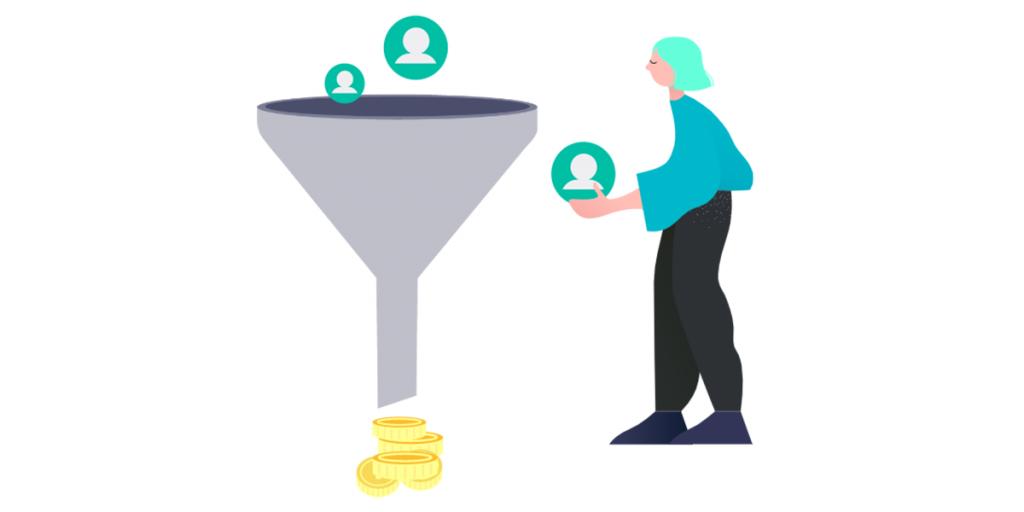 Aprenda a estruturar o seu funil de vendas