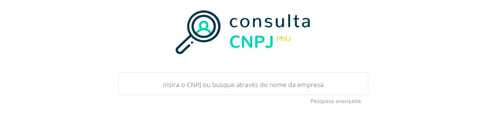 Pesquisa de empresas pelo Consulta CNPJ Pro