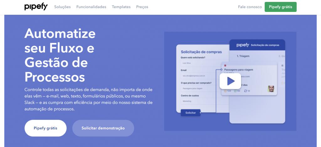 pipefy empresa de tecnologia para reduzir custos
