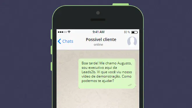 Vendas pelo WhatsApp: Dicas para fazer a abordagem certa 4