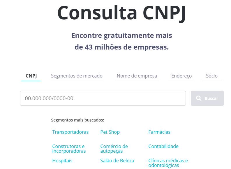 O pré-vendedores podem usar o Consulta CNPJ Pro, da Leads2b, para encontrar novos potenciais clientes e oportunidades de mercado