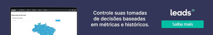 Um LTV confiável contribui para tomadas de decisões baseadas em dados e métricas - assim como nossa solução comercial completa. Conheça a Leads2b!