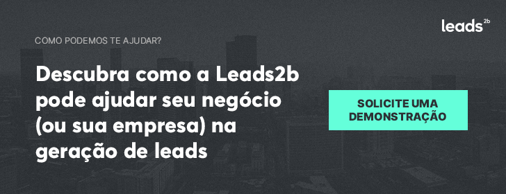 Descubra como a Leads2b pode ajudar na sua geração de leads